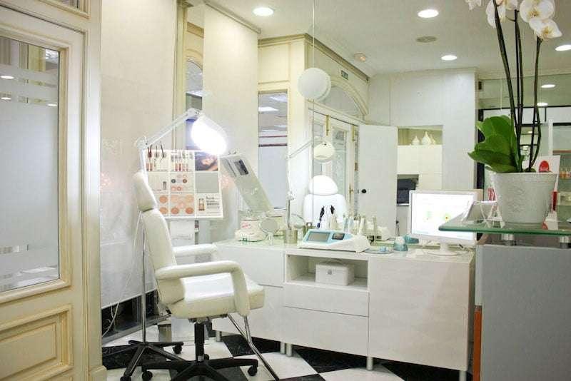 Centro de belleza madrid for Decoracion para centro estetica